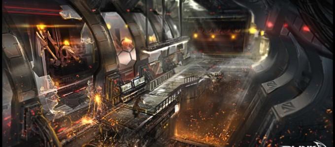 Warehouse concept